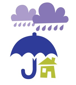 Umbrella_Rain_House
